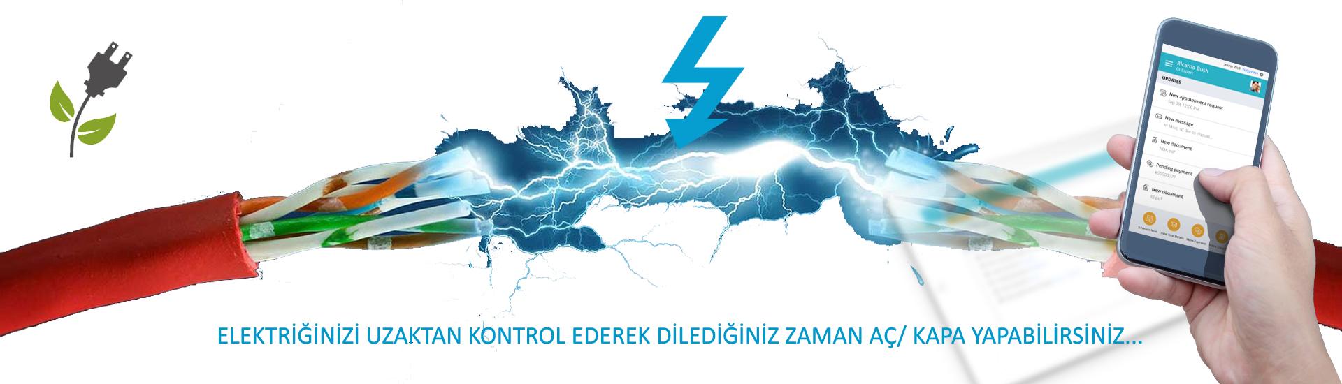 ELEKTRİK KONTROL