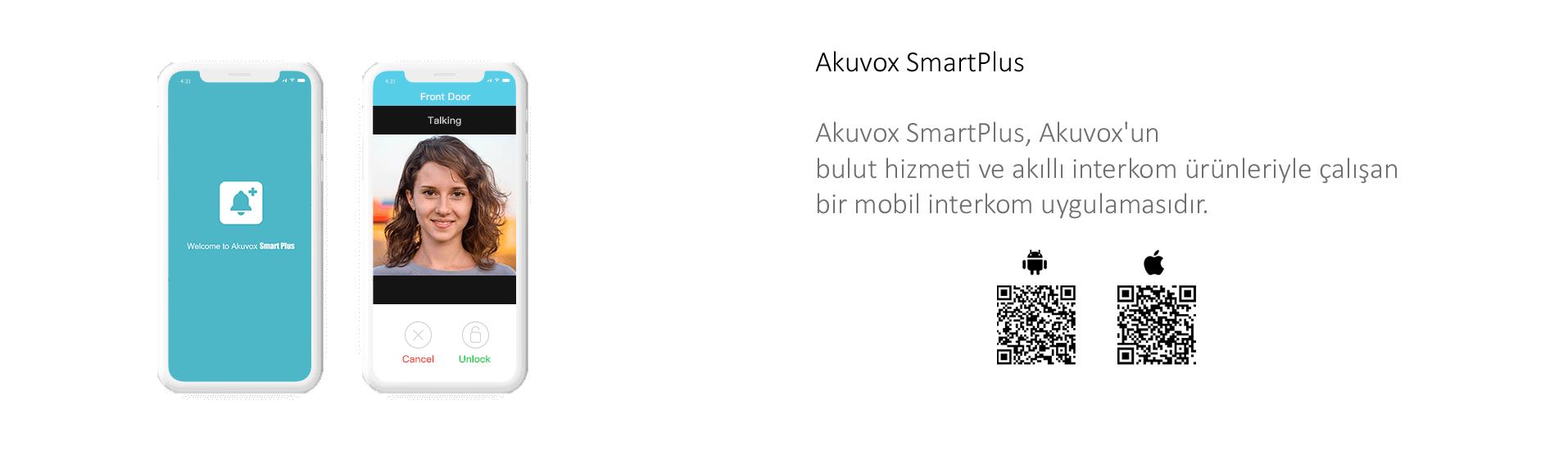 akuvox mobie -3